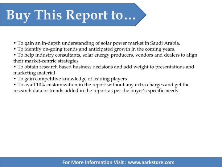 Buy This Report to…