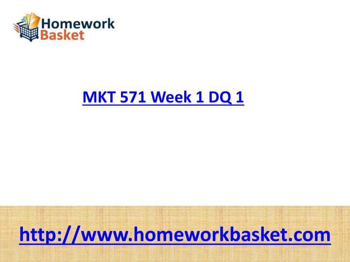 mkt 421 week 1 dq1 Uoptutorial provides acc 206 final exam guides we offer acc 206 final exam answers, acc 206 week 1,2,3,4,5 individual and team assignments.