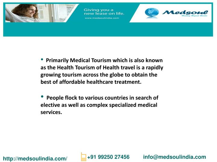 health tourism in kerala a boon or curse I want the answer should include health tourism as a boon or a curse answers should be in points.