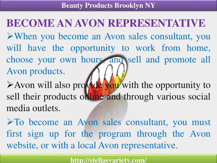 how to become an avon representative in zambia