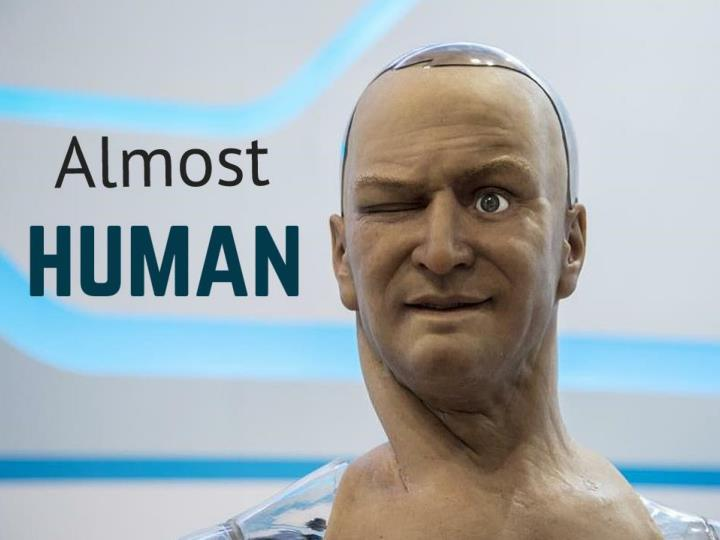 almost human n.