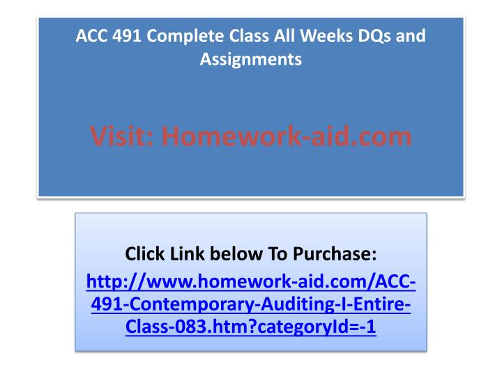 week 1 homework for acctg 557 Accounting method principle/assumption 1 julia company owns buildings that are worth substantially more than they originally cost in an effort to provide more relevant information, julia reports the buildings at fair value in its accounting reports.