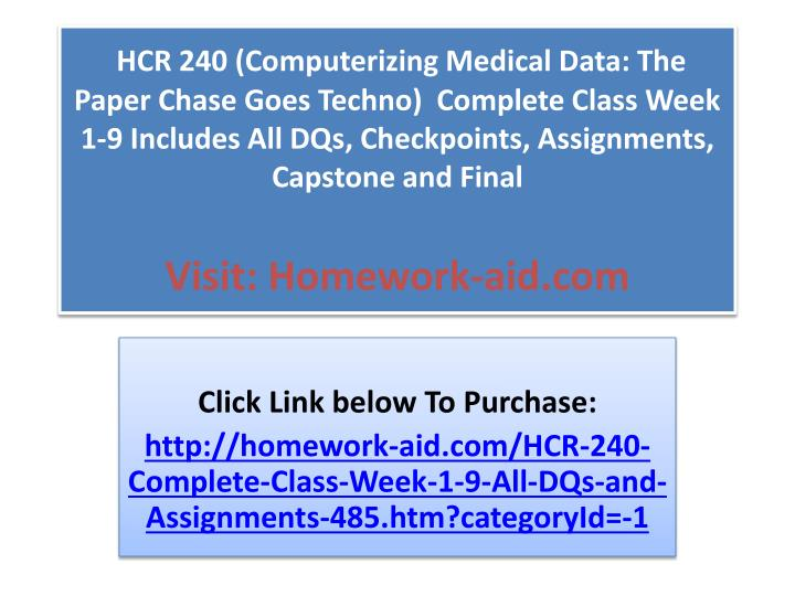hcr 230 appendix c Hcr 230 week 1 assignment features of private payer and consumer-driven health plans for more appendix c and ch 13 (pp 425- 427) of medical insurance.