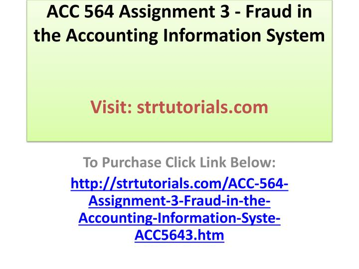 business fraud using accounting information systems Using computer-assisted auditing techniques to detect fraud 2 using caats to find fraud impact of business decisions, accounting practices.