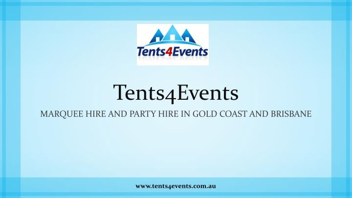 tents4events n.