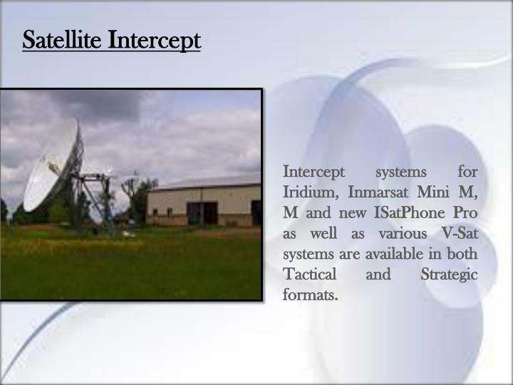 Satellite Intercept