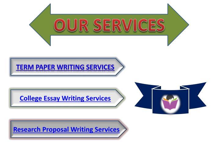 Term paper services presentation topics