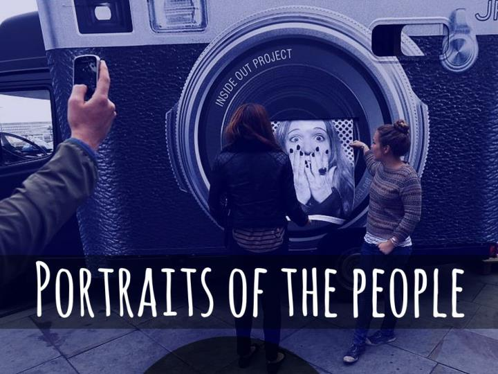 portraits of the people n.