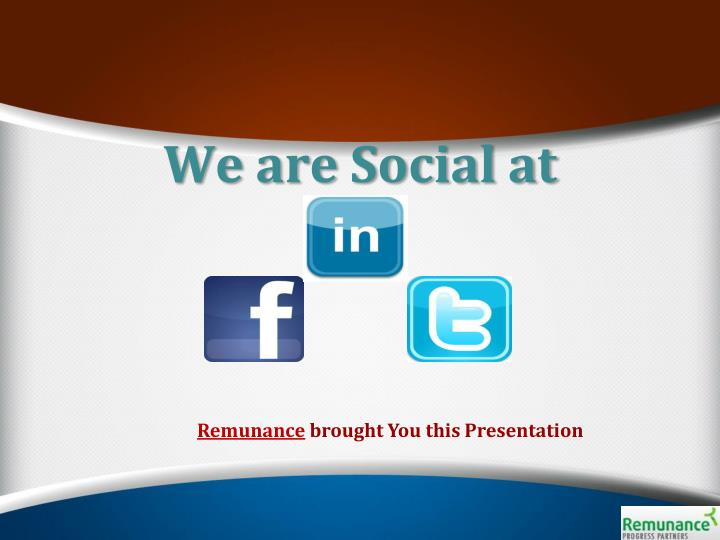 We are Social at