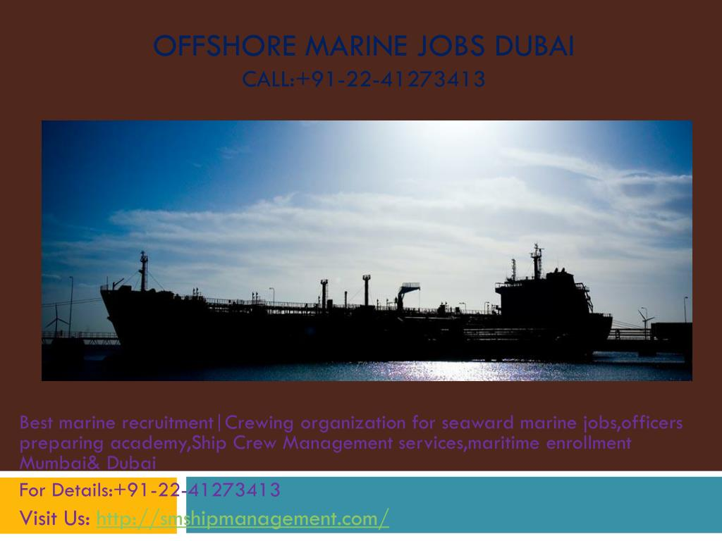 Marine Crew Jobs