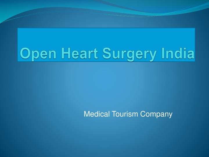 medical tourism porter five in india ppt Regional representative offices branching out into 15 different countries on five groups within the medical tourism industry in promoting themselves and.