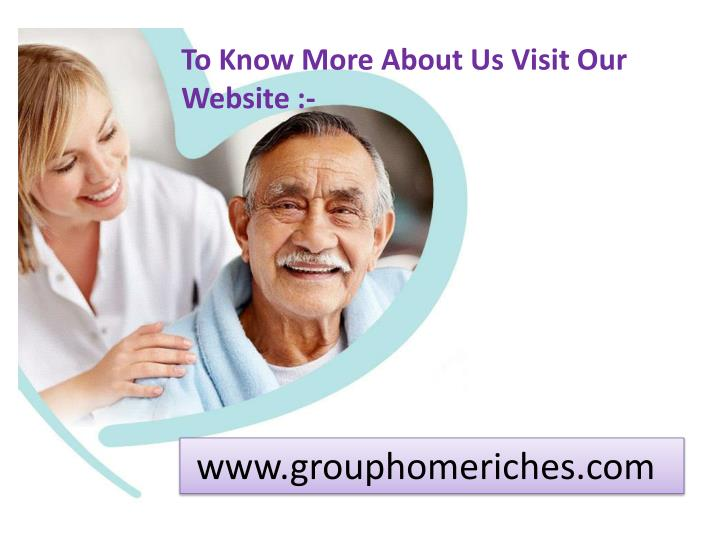 To Know More About Us Visit Our Website :-