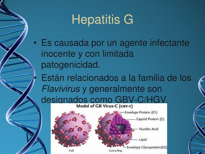Hepatitis G