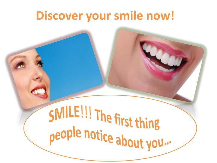 discover your smile now n.