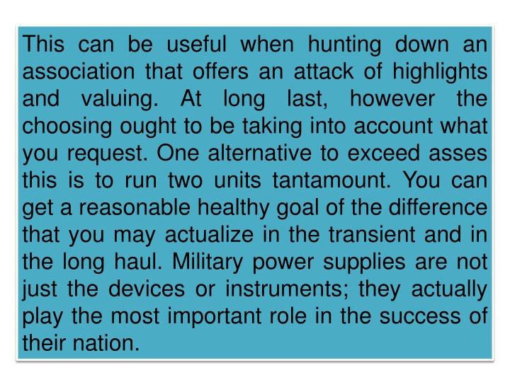 This can be useful when hunting down an association that offers an attack of highlights and valuing. At long last, however the choosing ought to be taking into account what you request. One alternative to exceed asses this is to run two units tantamount. You can get a reasonable healthy goal of the difference that you may actualize in the transient and in the long haul.
