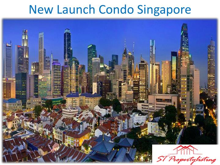 New launch condo singapore
