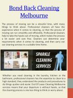 bond back cleaning melbourne2