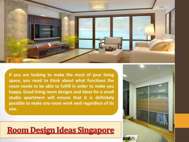 Ppt living room design ideas singapore powerpoint for Apartment design ppt