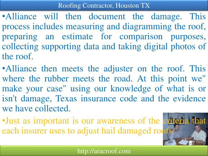 Roofing Contractor, Houston TX