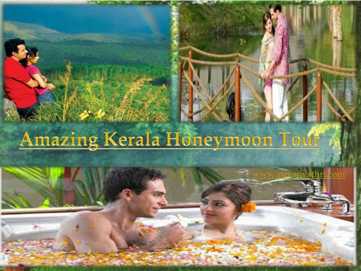 Amazing Kerala Honeymoon Tour