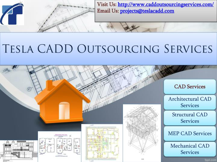 tesla cadd outsourcing services n.
