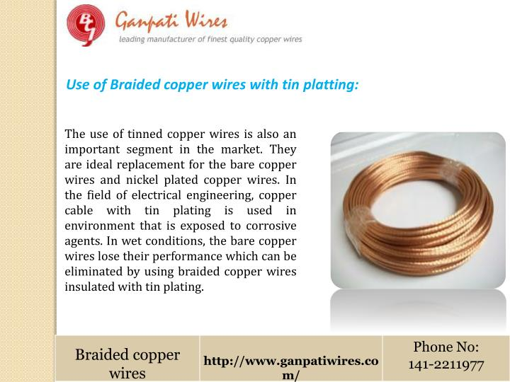 Magnificent Copper Wire Insulated Segments Image - Electrical ...