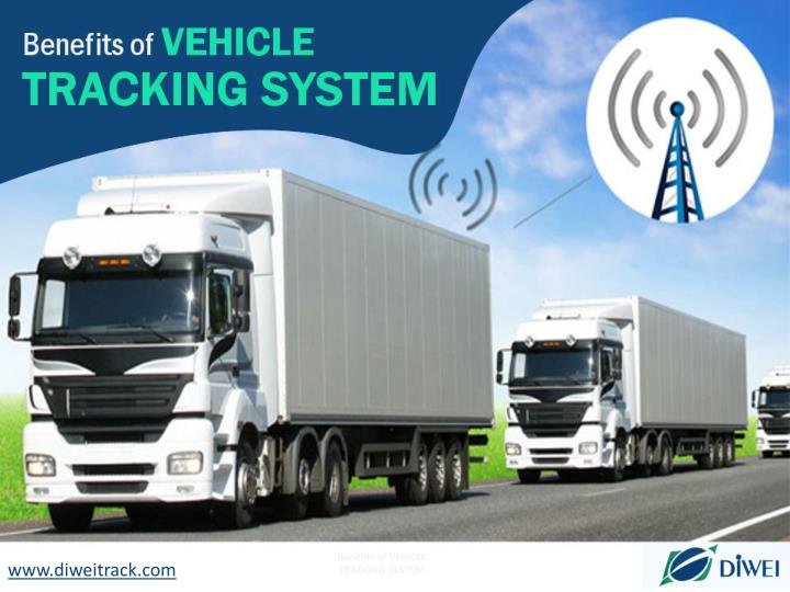 benefits of vehicle tracking system n.