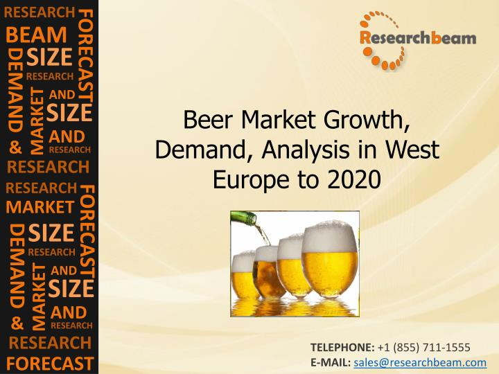 pestle analysis for the western european brewing industry Extracts from this document introduction european brewing industry q) apply pestel analysis to the european brewing industry identifying key opportunities and threats in 2010.