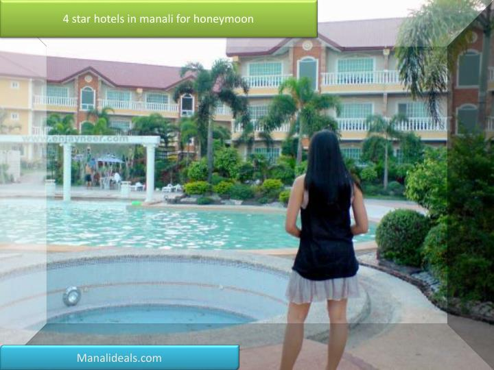 4 star hotels in