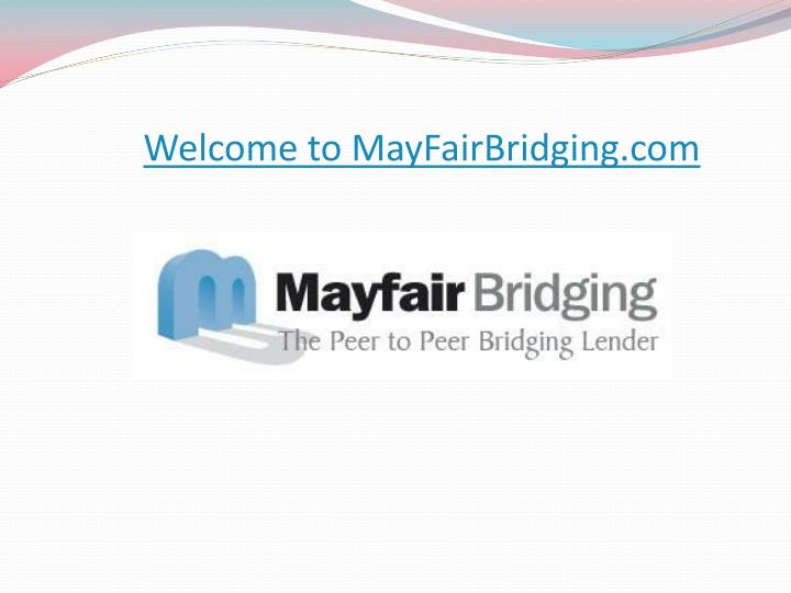 welcome to mayfairbridging com n.