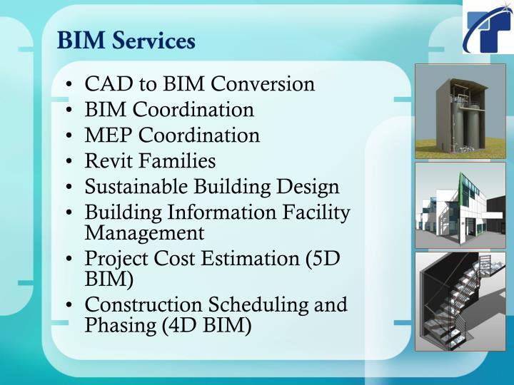BIM Services