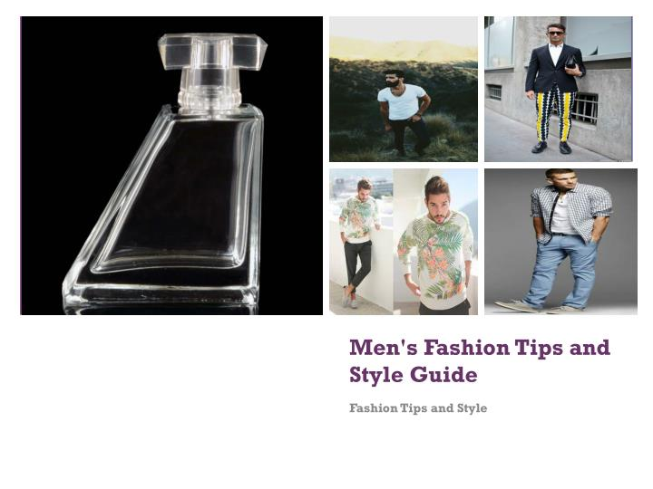 men s fashion tips and style guide n.