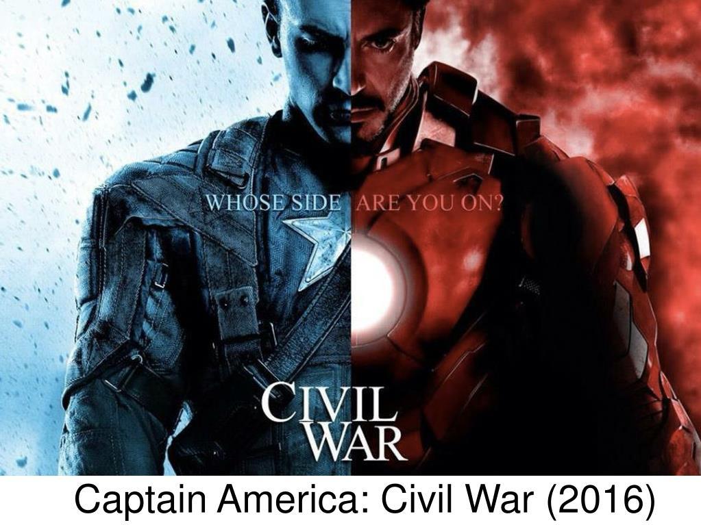 Ppt Captain America Civil War Powerpoint Presentation Free Download Id 7164482