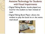 assistive technology for students with visual impairments1
