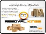 moving boxes brisbane