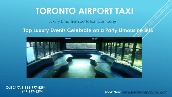 toronto airport taxi n.