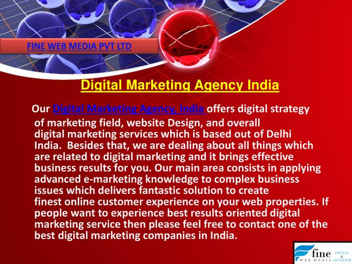 digital marketing agency india n.