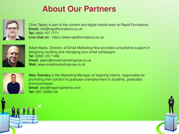 About Our Partners