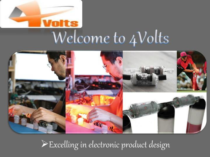 Welcome to 4volts