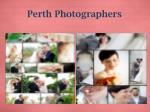 p erth photographers