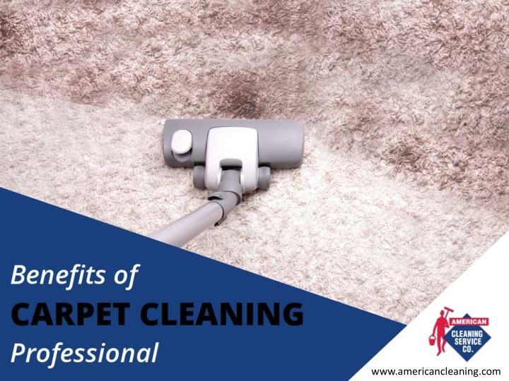 benefits of carpet cleaning professional n.