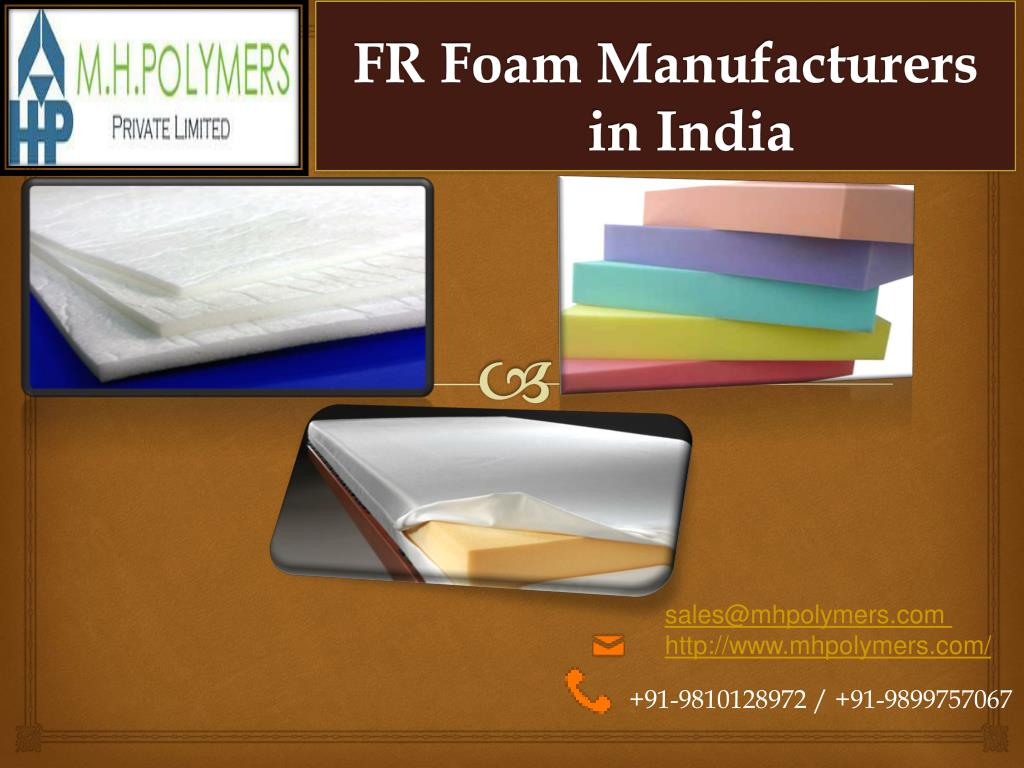 PPT - Foam Sheet Manufacturers in India PowerPoint Presentation - ID