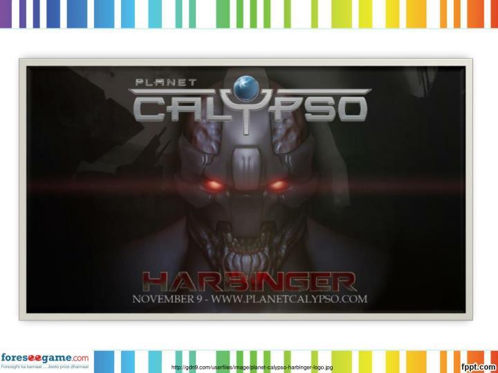 Http://gdn9.com/userfiles/image/planet-calypso-harbinger-logo.jpg