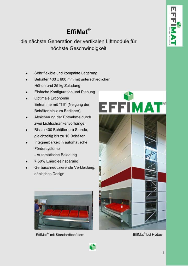 EffiMat