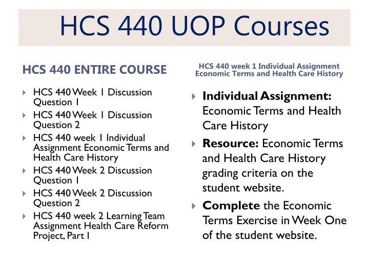Hcs 440 uop courses1