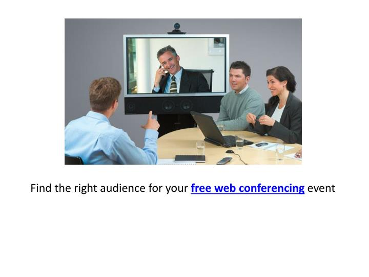 Find the right audience for your