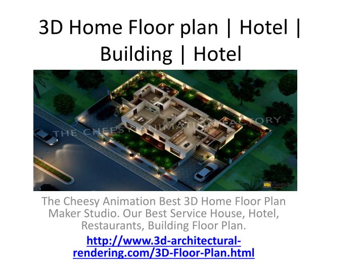 PPT - 3D Home Floor plan | Hotel | Building | Hotel PowerPoint ... Top House Floor Plans Html on duplex house plans, house layout, house design, big luxury house plans, bungalow house plans, country house plans, mediterranean house plans, craftsman house plans, traditional house plans, colonial house plans, small house plans, house schematics, house blueprints, house site plan, house exterior, 2 story house plans, residential house plans, simple house plans, luxury home plans, modern house plans,