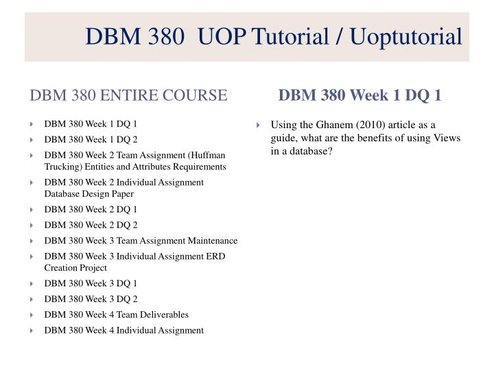 dbm 380 week 3 erd creation project Dbm 380 teaching effectively--snaptutorialcom dbm 380 week 3 individual assignment erd creation project for more classes visit wwwsnaptutorialcom the following assignment is based on the database environment chosen and discussed in the week two individual assignment.