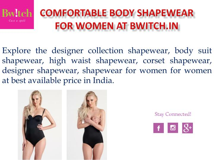 comfortable body shapewear for women at bwitch in n.