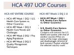 hca 497 uop courses1
